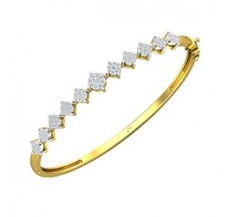 Diamond Bracelets 0.72 CT / 11.00 gm Gold