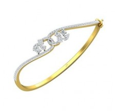 Diamond Bracelets 1.02 CT / 11.85 gm Gold