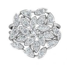 Diamond Ring 1.25 CT / 6.85 gm Gold