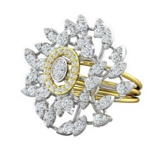 Diamond Ring 1.99 CT / 10.29 gm Gold