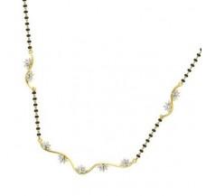 Diamond Tanmaniya 0.58 CT / 8.94 gm Gold
