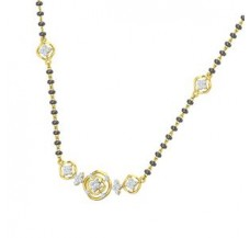 Diamond Tanmaniya 0.52 CT / 7.39 gm Gold