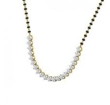 Diamond Tanmaniya 1.26 CT / 7.30 gm Gold