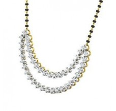 Diamond Tanmaniya 2.52 CT / 11.00 gm Gold