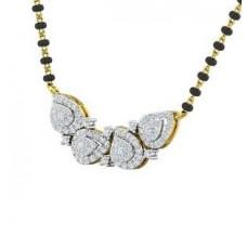 Diamond Tanmaniya 1.10 CT / 4.80 gm Gold