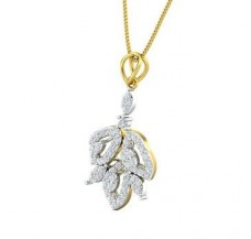 Diamond Pendant 0.60 CT / 2.62 gm Gold