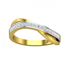Diamond Ring 0.23 CT / 3.06 gm Gold