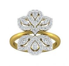Diamond Ring 0.66 CT / 5.22 gm Gold