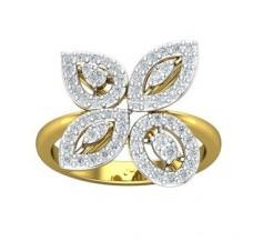 Diamond Ring 0.65 CT / 2.80 gm Gold