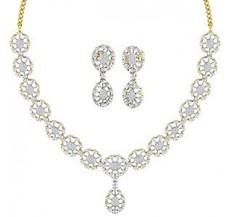 Diamond Necklace Set